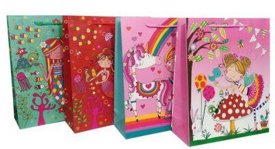 Пакет картон Для принцесс