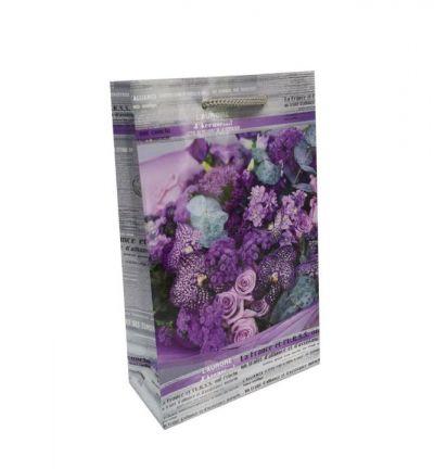 Пакет ламинированый Purple
