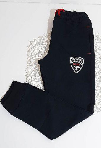 Спортивные брюки Эмблема Синий