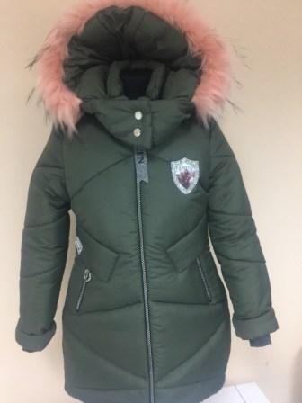 Пальто Fashion Хаки