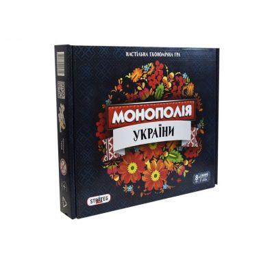 Игра LUX 7008 Монополия Украина
