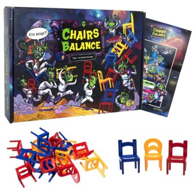 Настольная игра Chairs Balance