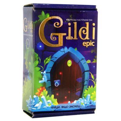 Карточная настольная игра Gildi Epic