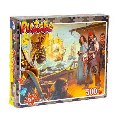 Пазлы Лео Пираты