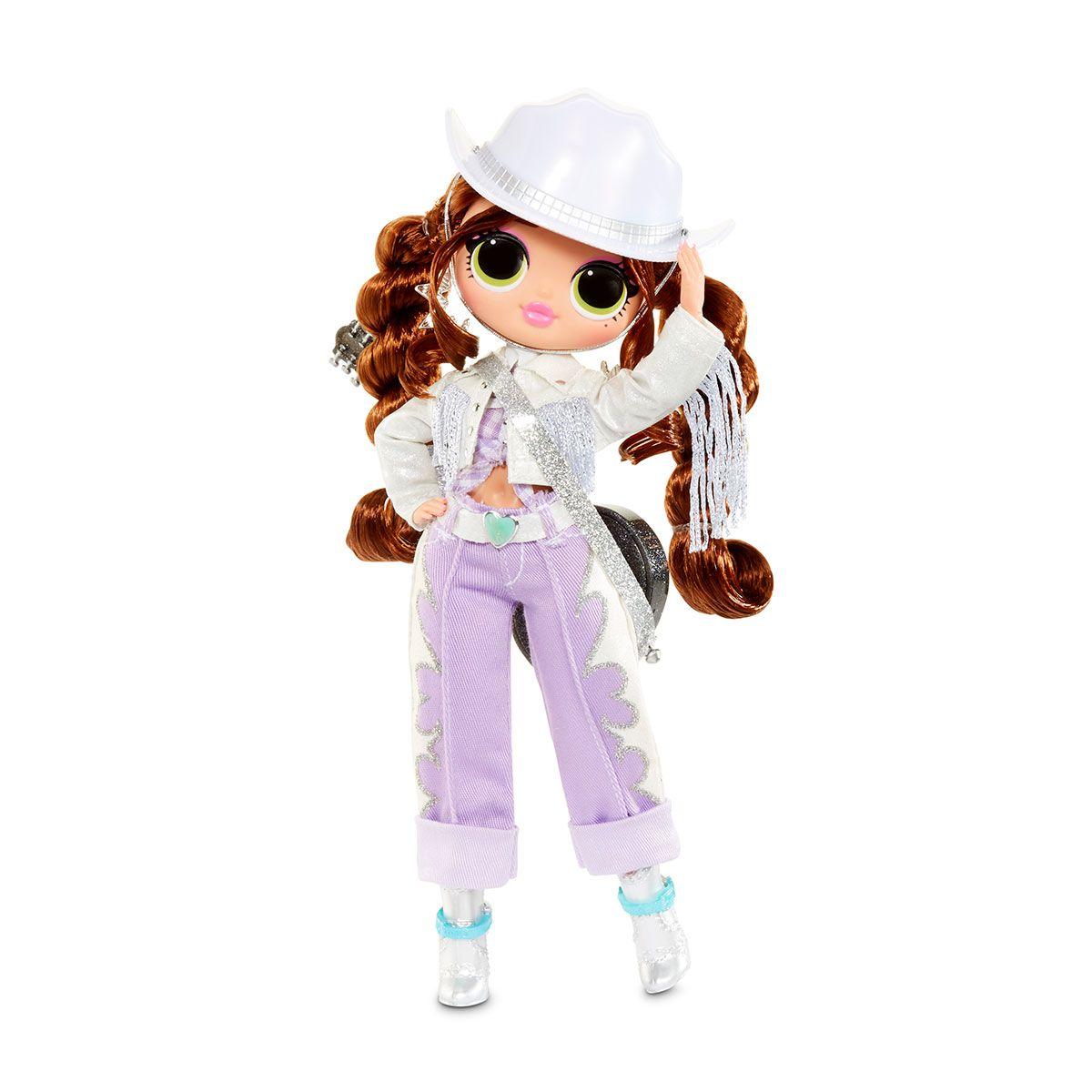 Игровой набор с куклой LOL SURPRISE серии OMG Remix ЛЕДИ КАНТРИ