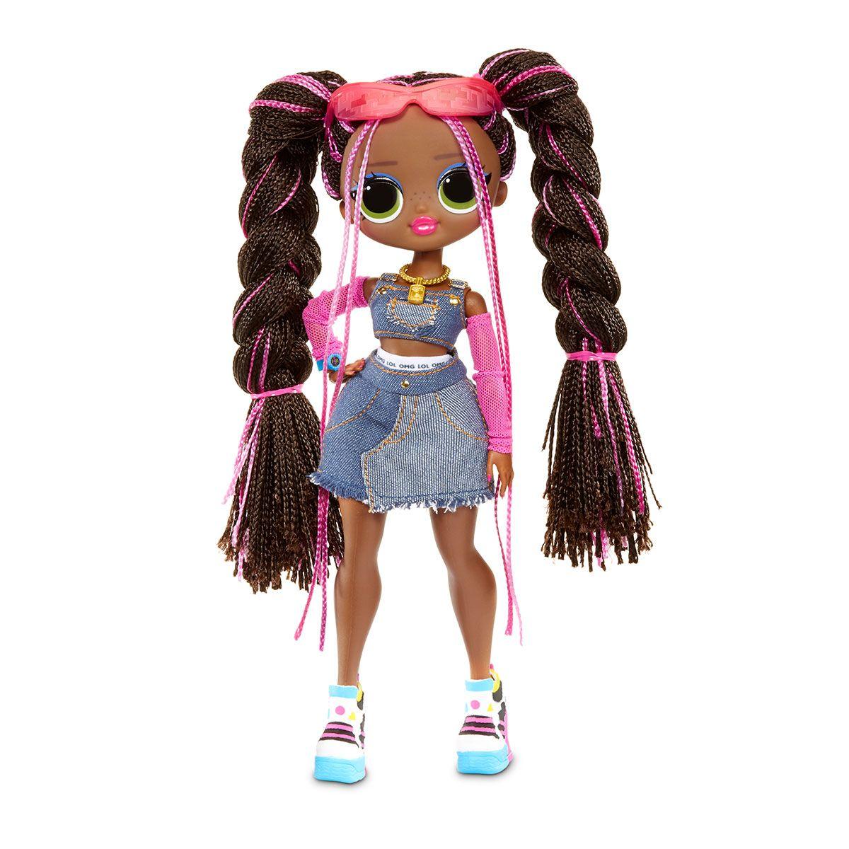 Игровой набор с куклой LOL SURPRISE серии OMG Remix Милашка