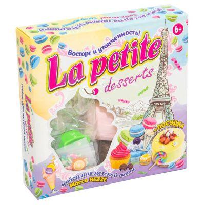 Набор для лепки La petite desserts