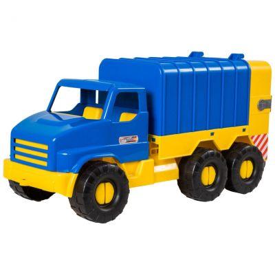 Авто Сity Truck мусоровоз