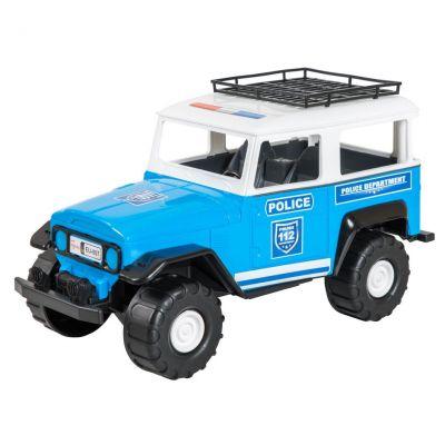 Джип полицейский