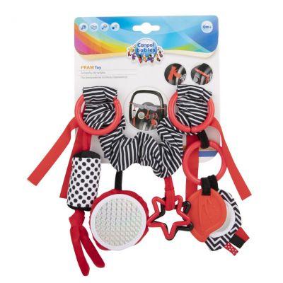 Canpol babies Погремушка на коляску Sensory Toys