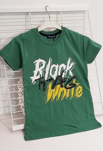 Футболка Black white Хаки