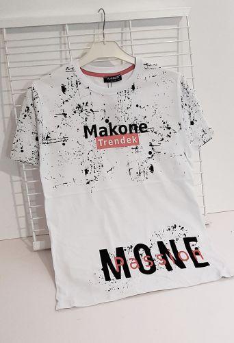 Футболка Makone trendek Белый