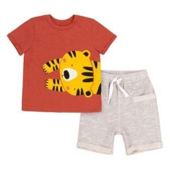 Комплект Тигр Оранжевый