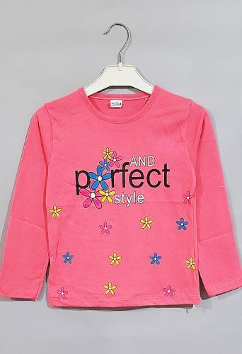 Джемпер And perfect style Розовый
