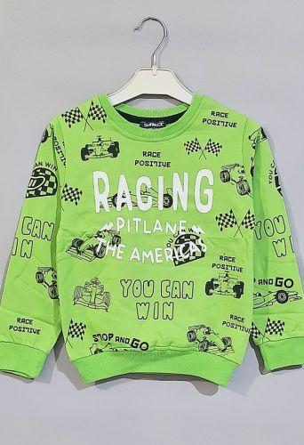 Джемпер Racing Зеленый