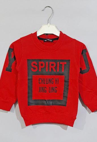 Джемпер Spirit Красный