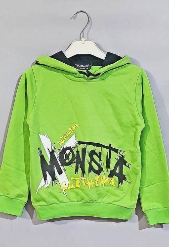 Джемпер Monsta Зеленый