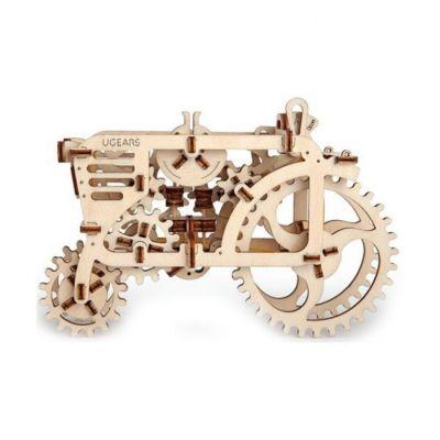 Механические 3Д экшн модель Трактор