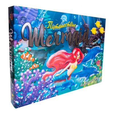 Игра Путешествие Mermaid
