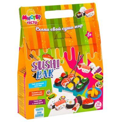 Набор для лепки Мистер тесто  sushi bar