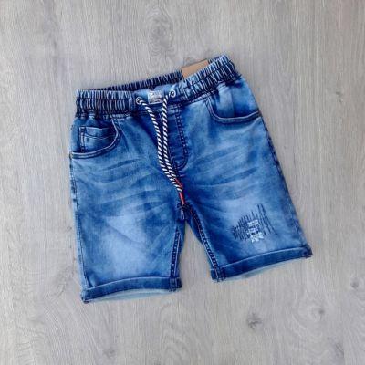Шорты джинсовые Grace Деним светлый