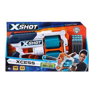 Скорострельный бластер X-Shot