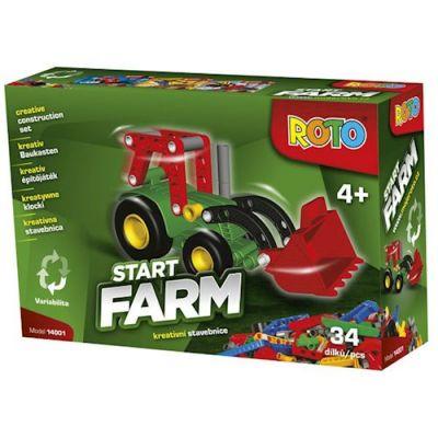 Трактор ROTO START FARM