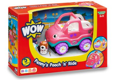 WOW TOYS Penny's Pooch Ride