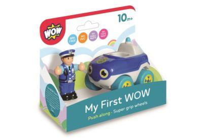 Полицейская машина WOW TOYS