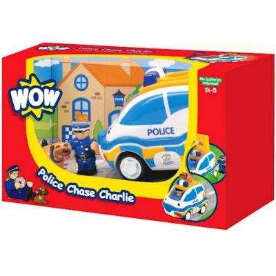 Полицейское преследование WOW TOYS