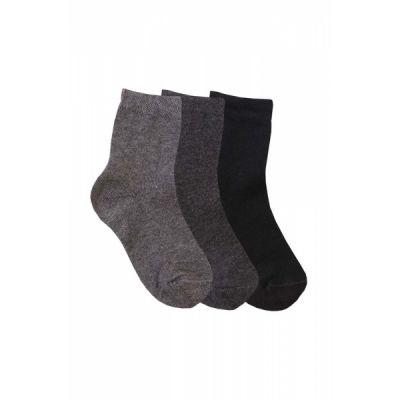 Носки набор 3шт Черный