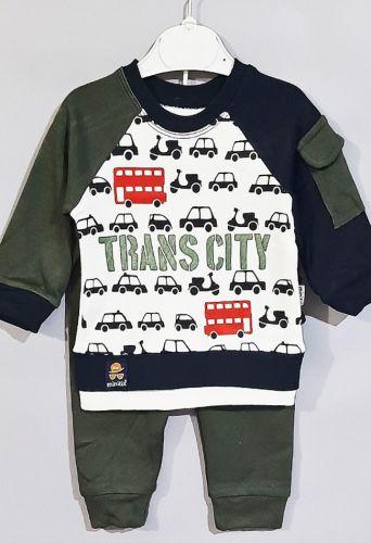 Костюм Trans city Хаки