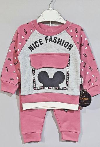 Костюм Nice fashion Роза чайная
