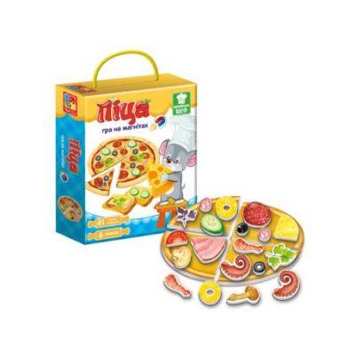 Игра магнитная Пицца