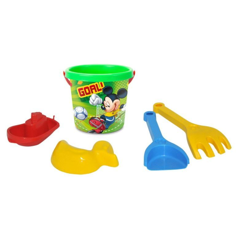 Набор для песка Микки Гол 5 эл Disney, 77252