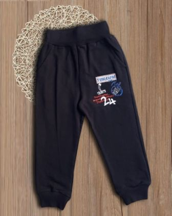 Спортивные брюки 24  Синий темный