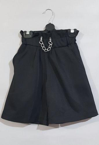Юбка шорты Черный