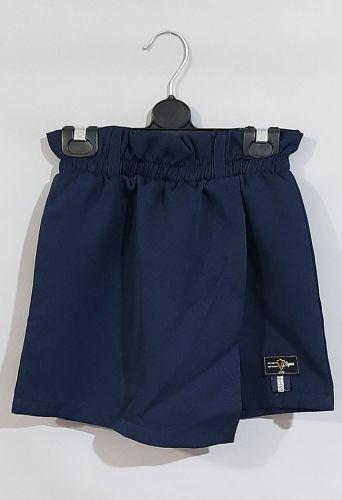Юбка шорты Синий