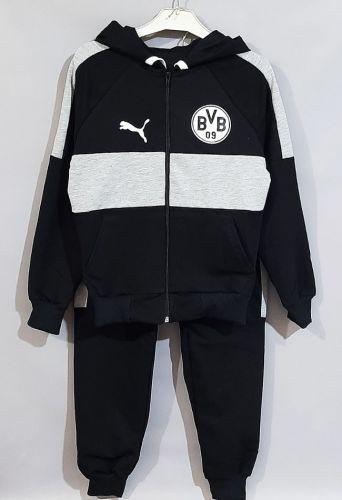 Костюм спортивный  BVB Черный