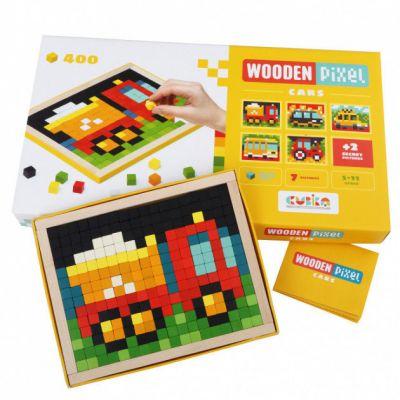 Мозаика Wooden pixel 4