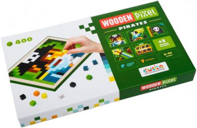 Мозаика Wooden pixel 5