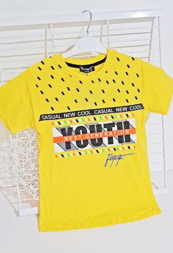 Футболка Youth Желтый
