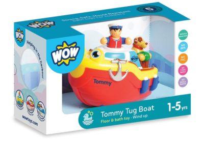 Буксирная лодка WOW TOYS