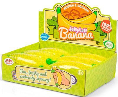 Игрушка антистрес Jellyball банан