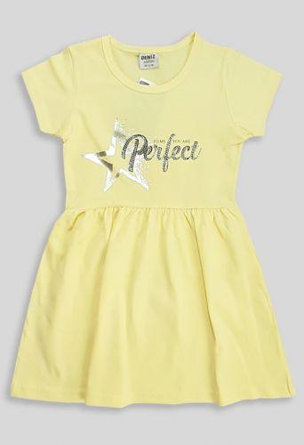 Платье Perfect Желтый