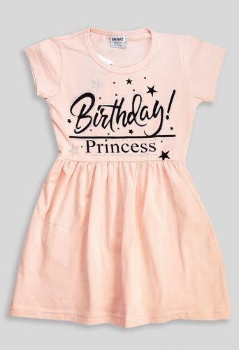 Платье Birthday Princess Пудра