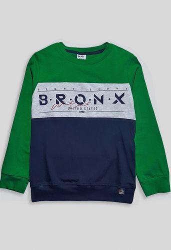 Джемпер Bronx Зеленый