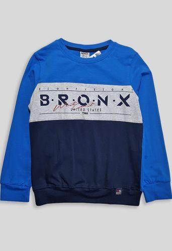 Джемпер Bronx Синий