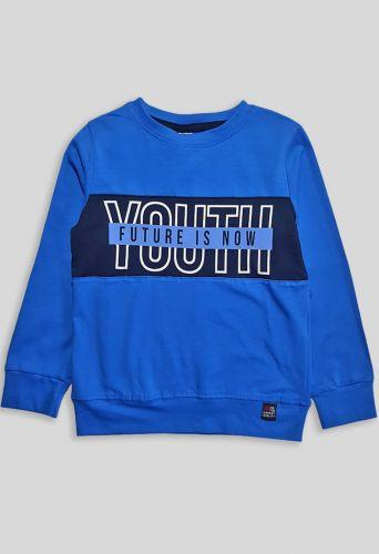 Джемпер Youth Синий
