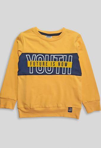 Джемпер Youth Желтый